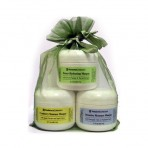 Moisture Masque Trio Gift Pack (Cranberry, Honey, & Intensive Moisture Masques)
