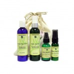 Radiance Collection Starter (Lavender Plus Cleanser, Vanilla-Tea Toner, Daily Moisture-Loc, Nighttime Total Complex)