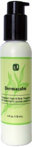 Dermacalm oil with Frankincense and Lavender (calming) for all your skin mishaps