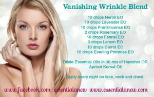 Vanishing Wrinkle Blend