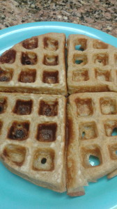 Best Gluten Free Pancake and Waffle Mix ~ Essential Anew