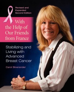 "Carol Silverander's Book, ""With the Help from Our Friends from France"""